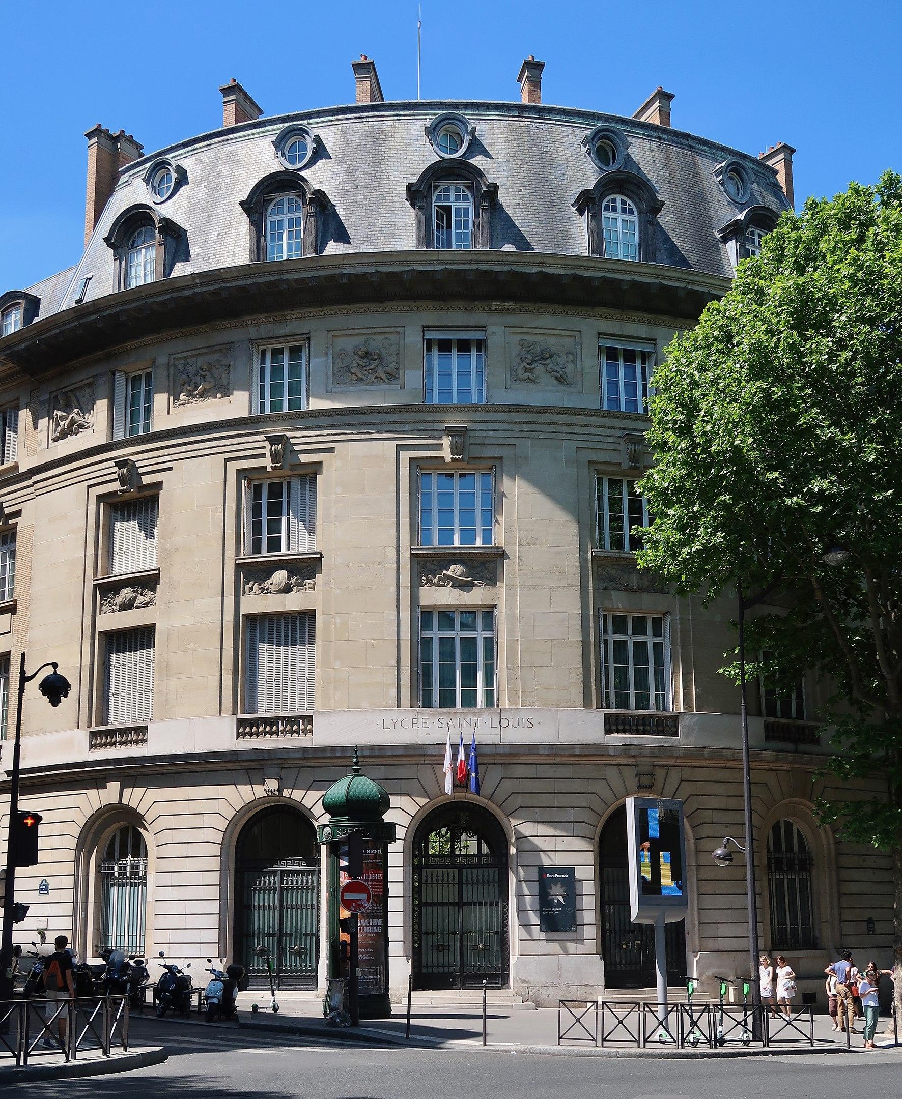 Lycée_Saint-Louis